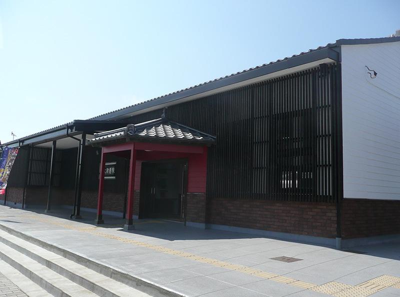 JR常磐線 大津港駅
